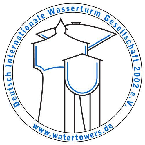 Deutsch Internationale Wasserturm Gesellschaft e. V. Logo